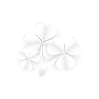 St Patrick'S Day Vector Elements Vector Clover Leaf 03 Clip Art - SVG & PNG leaf