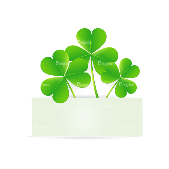 St Patrick'S Day Vector Elements Vector Clover Leaf 13 st patricks day vector elements vector clover leaf 13