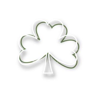 St Patrick'S Day Vector Elements Vector Clover Leaf 24 Clip Art - SVG & PNG leaf