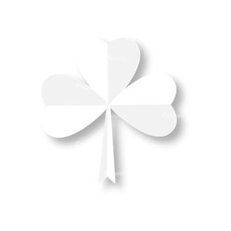 St Patrick'S Day Vector Elements Vector Clover Leaf 25 Clip Art - SVG & PNG leaf