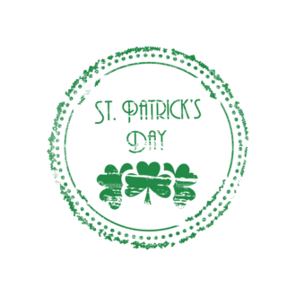 St Patrick'S Day Vector Elements Vector Logo 16 Clip Art - SVG & PNG vector