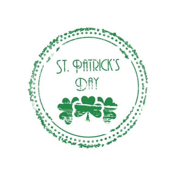 St Patrick'S Day Vector Elements Vector Logo 16 st patricks day vector elements vector logo 16