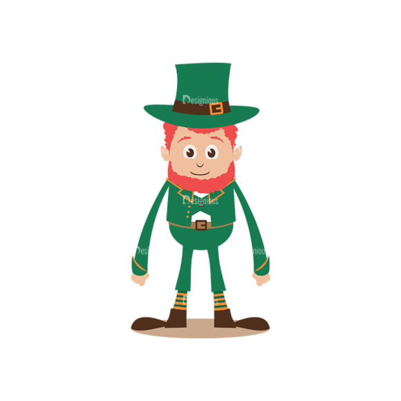 St Patrick'S Day Vector Elements Vector Patrick 01 st patricks day vector elements vector patrick 01
