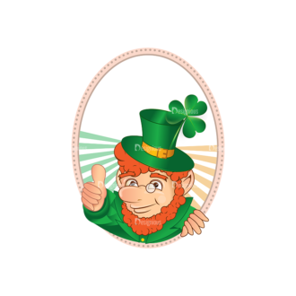 St Patrick'S Day Vector Elements Vector Patrick 26 Clip Art - SVG & PNG vector