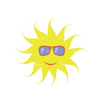 Sun Vector 1 1 Clip Art - SVG & PNG vector