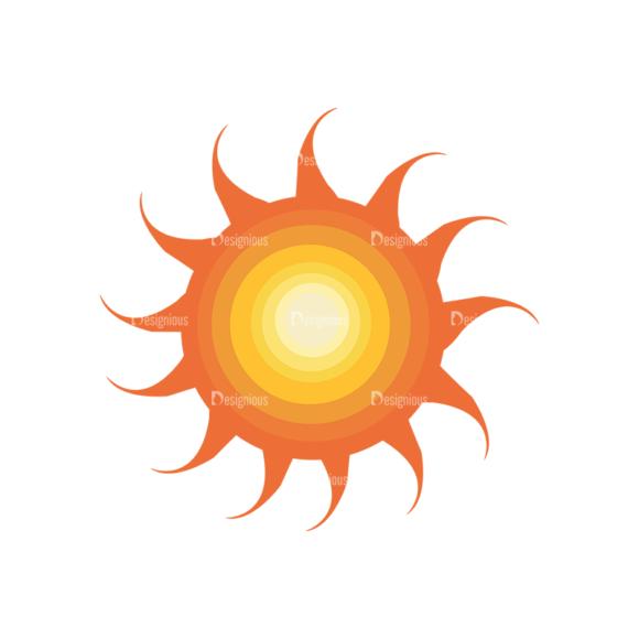 Sun Vector 1 6 5