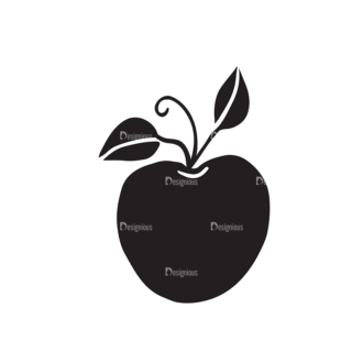 Thanksgiving Vector Elements Set 1 Vector Apple Clip Art - SVG & PNG vector