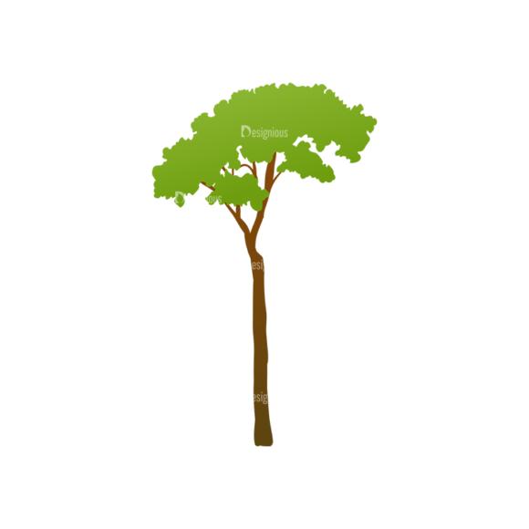 Trees Green Vector Tree 11 5