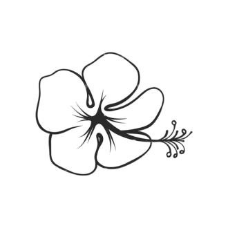 Tropical Plants Vector 2 6 Clip Art - SVG & PNG tropical