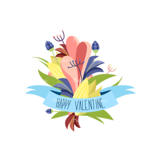 Valentine S Day Cards Vector Set 3 Vector Valentine 01 Clip Art - SVG & PNG vector