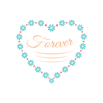 Valentine S Day Vector Set 5 Vector Forever Clip Art - SVG & PNG vector