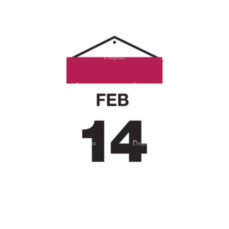 Valentines Day Symbols Vector Set 3 Vector Feb 14 Clip Art - SVG & PNG vector