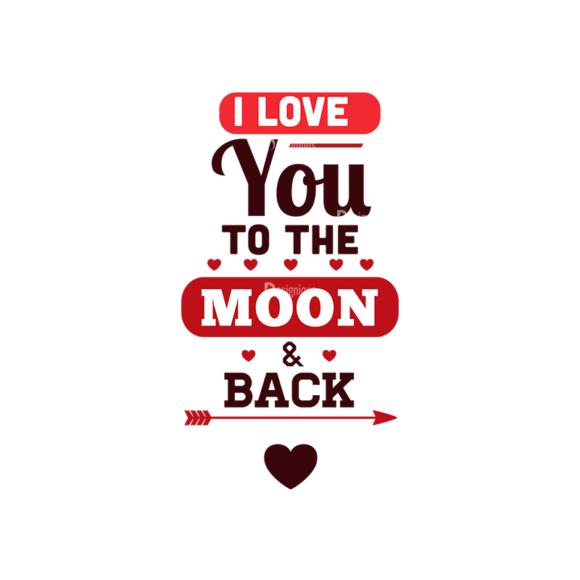 Valentines Day Typographic Elements Vector Valentines 07 valentines day typographic elements vector valentines 07