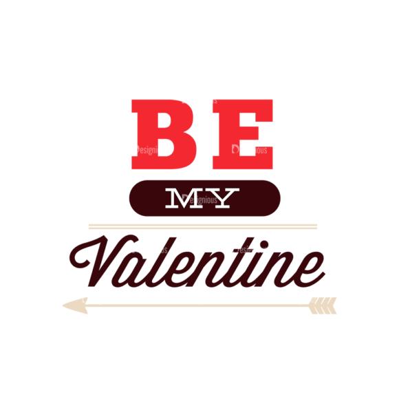 Valentines Day Typographic Elements Vector Valentines 08 valentines day typographic elements vector valentines 08