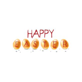Vector Easter Elements 1 Vector Eater Egg 03 Clip Art - SVG & PNG vector