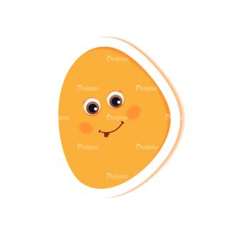 Vector Easter Elements 1 Vector Eater Egg 04 Clip Art - SVG & PNG vector