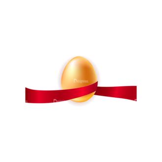 Vector Easter Elements 1 Vector Eater Egg 15 Clip Art - SVG & PNG vector