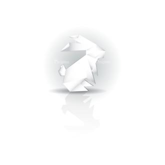 Vector Easter Elements 2 Vector Bunny 12 Clip Art - SVG & PNG vector