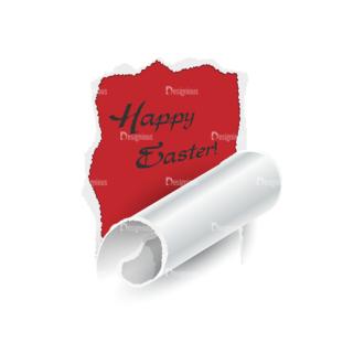 Vector Easter Elements 2 Vector Happy Easter 05 Clip Art - SVG & PNG vector