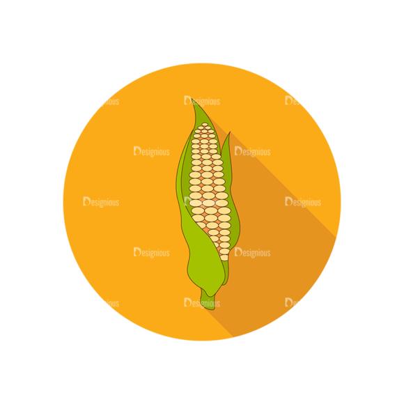 Vector Farming Vector Set 7 Corn 1