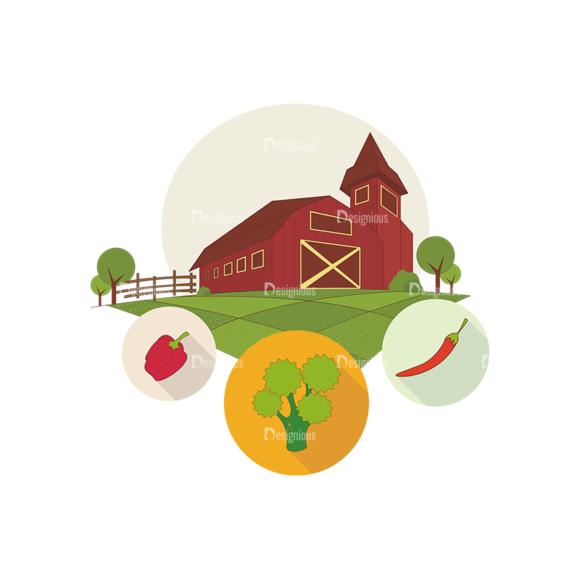 Vector Farming Vector Set 7 Farm 01 1