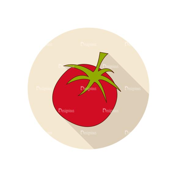 Vector Farming Vector Set 7 Tomato 1
