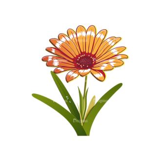 Vector Floral Ornaments 6 Vector Flower 11 Clip Art - SVG & PNG floral