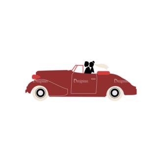 Vintage Wedding Vector Wedding 10 Clip Art - SVG & PNG vector