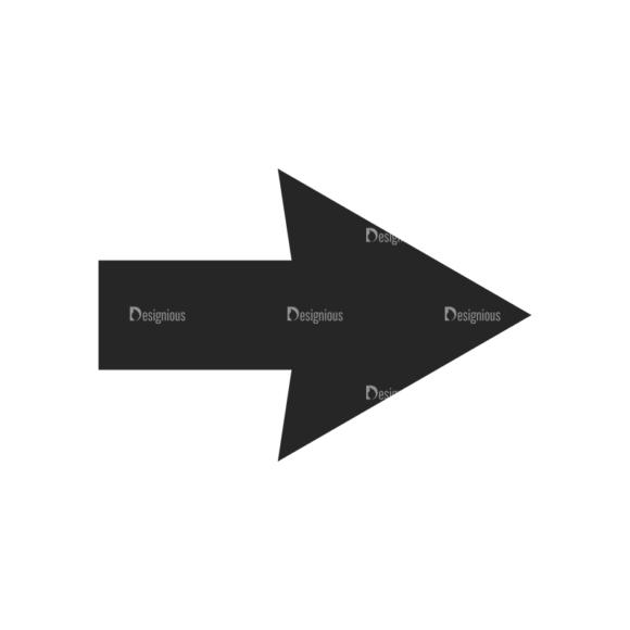 Arrows 1 10 Clip Art - SVG & PNG vector