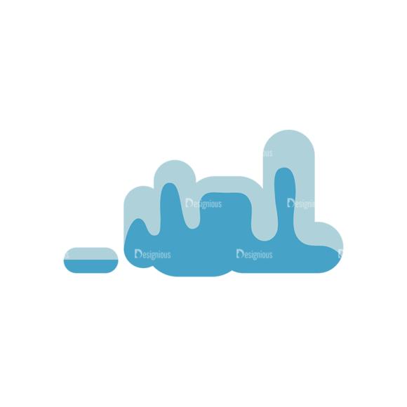 Clouds 1 06 Clip Art - SVG & PNG vector