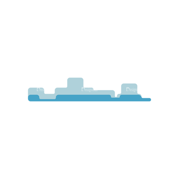 Clouds 1 08 Clip Art - SVG & PNG vector