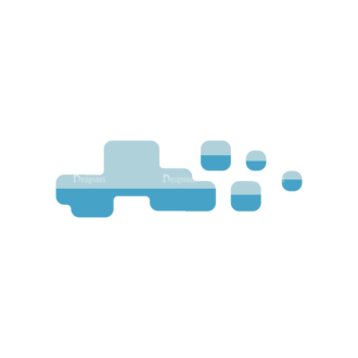 Clouds 1 12 Clip Art - SVG & PNG vector