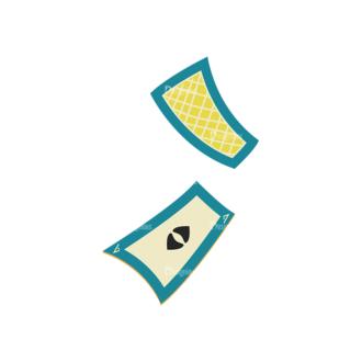Magic Magician Cards Clip Art - SVG & PNG vector