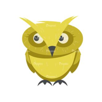 Magic Owl Clip Art - SVG & PNG vector