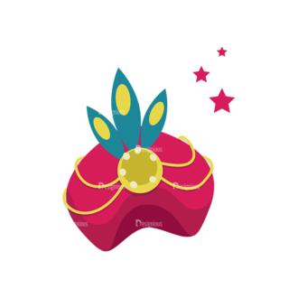 Magic Turban Magician Clip Art - SVG & PNG vector