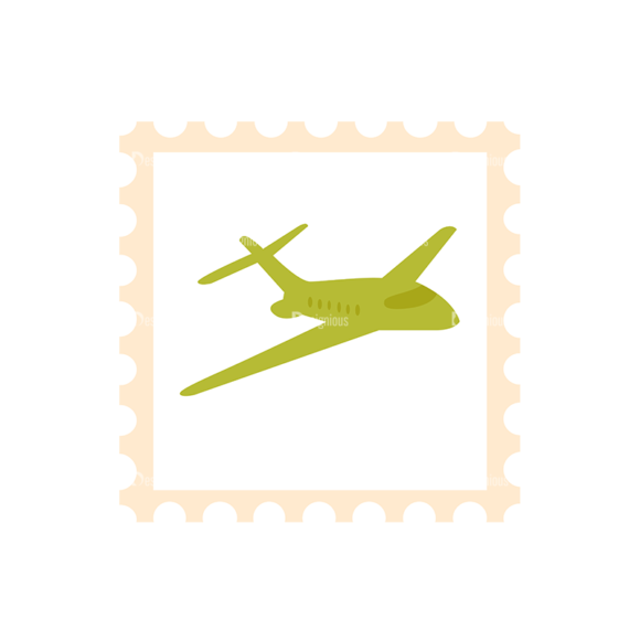 Mail Delivery Stamp Mail Delivery Stamp preview