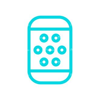 Medical Icon Set 04 Clip Art - SVG & PNG vector