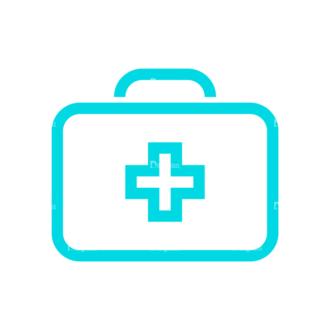 Medical Icon Set 07 Clip Art - SVG & PNG vector