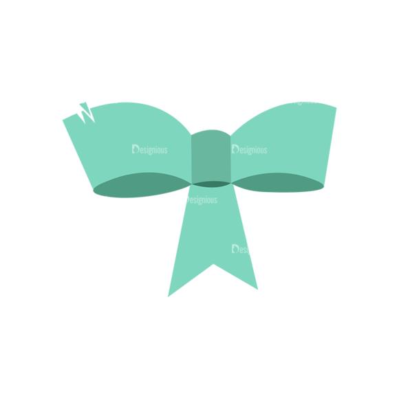 Ribbons Bow 11 Clip Art - SVG & PNG vector