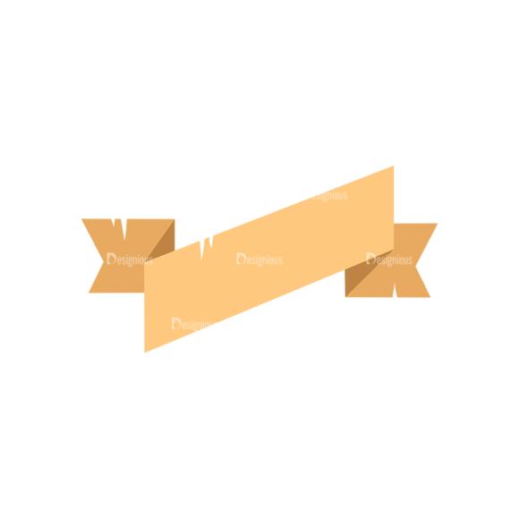 Ribbons Scroll 18 Clip Art - SVG & PNG vector