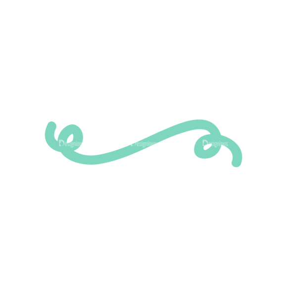 Ribbons Swirl Clip Art - SVG & PNG vector