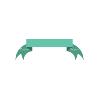 Vector Banners 07 Clip Art - SVG & PNG vector
