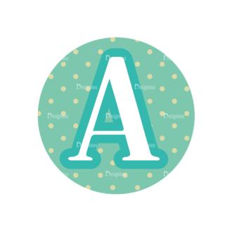 Alphabet Vector Set 1 Vector A Clip Art - SVG & PNG vector