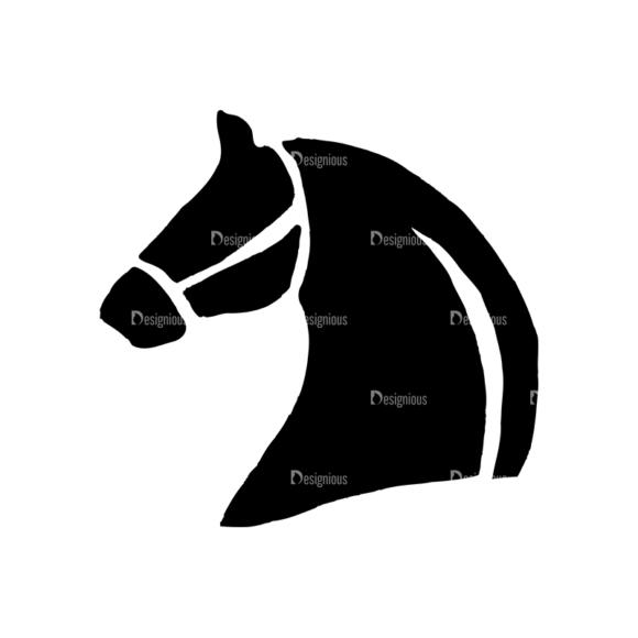 American Apparel Set 13 Vector Horse american apparel set 13 vector horse
