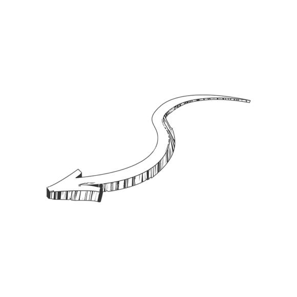 Arrows Pack 1 3 Clip Art - SVG & PNG vector