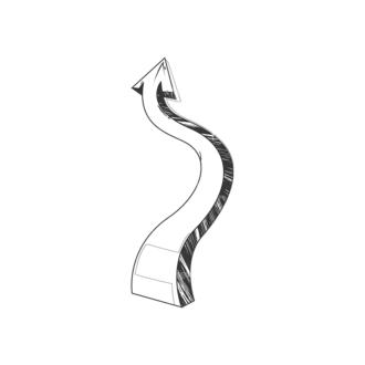 Arrows Pack 1 7 Clip Art - SVG & PNG vector
