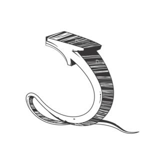 Arrows Pack 1 9 Clip Art - SVG & PNG vector
