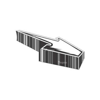 Arrows Pack 2 6 Clip Art - SVG & PNG vector