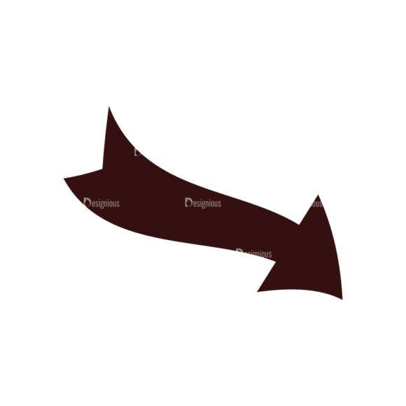 Arrows Vector Elements Set 1 Vectorarrow 02 Clip Art - SVG & PNG vector
