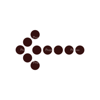 Arrows Vector Elements Set 1 Vectorarrow 03 Clip Art - SVG & PNG vector